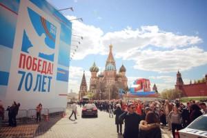 เที่ยวรัสเซียวันแห่งชัยชนะ