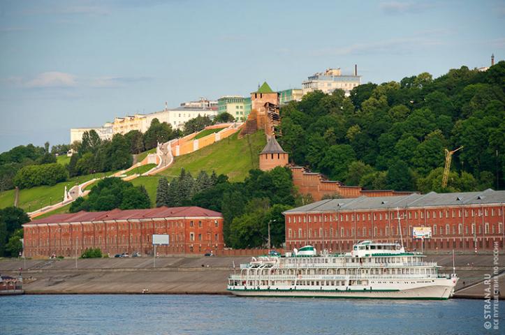 Nizhny Novgorod นิชนีโนฟโกรัด