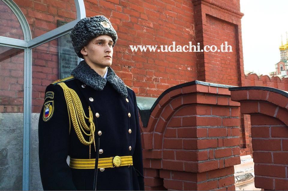ทหารอารักขาพระราชวังเครมลิน