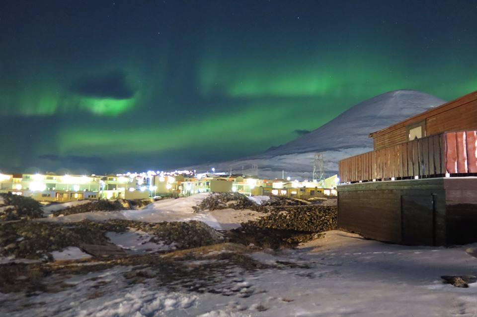 ออโรร่า แสงขั้วโลก