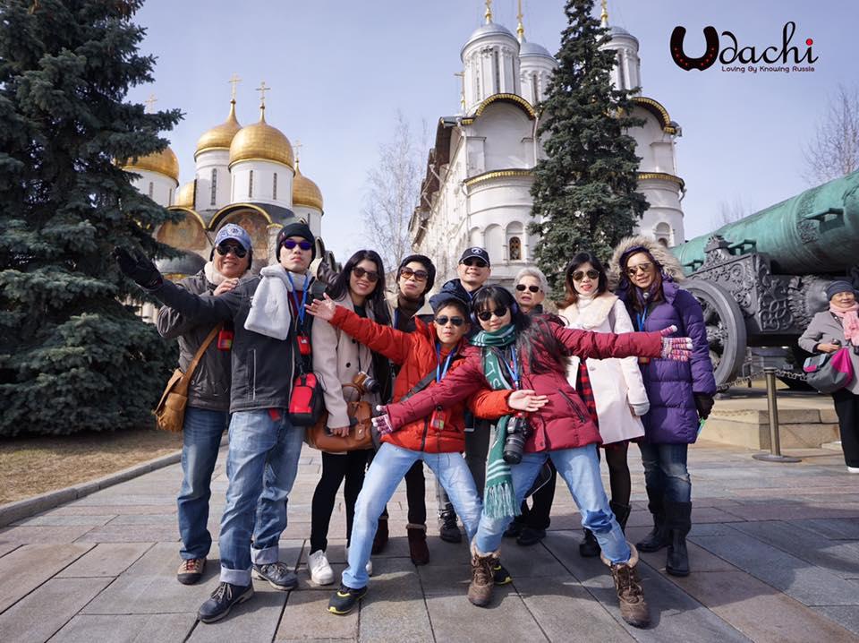 ความประทับใจที่ได้นำทุกท่านเดินทางไปยังรัสเซีย