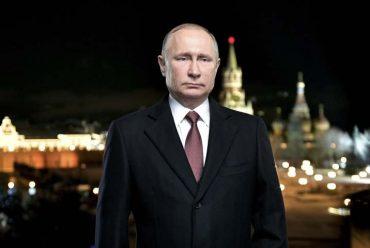 18 ปีของรัสเซีย กับวลาดิมีร์ ปูติน