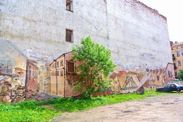 วึยบอร์ก, รัสเซีย