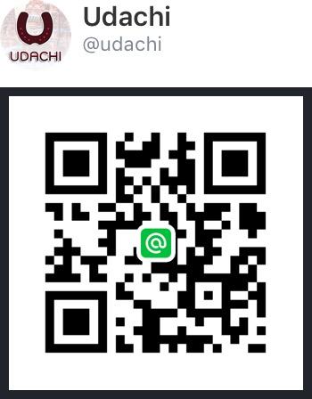 Line @ ของอูดาชี