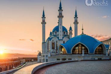 Udachi Series: Kazan