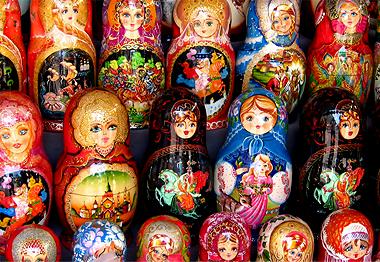 ของฝากและของที่ระลึกรัสเซีย Souvenir